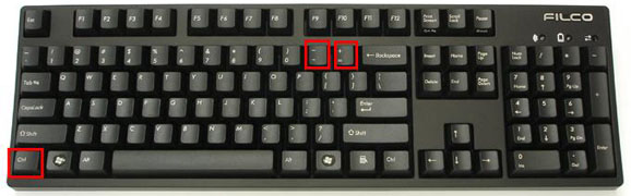 f4e084ca51 Shortcut key for zoom in and zoom out | Media Literacy at OSU Newark ...