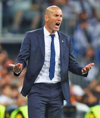 Chelsea Yapata Mtihani kwa Zidane