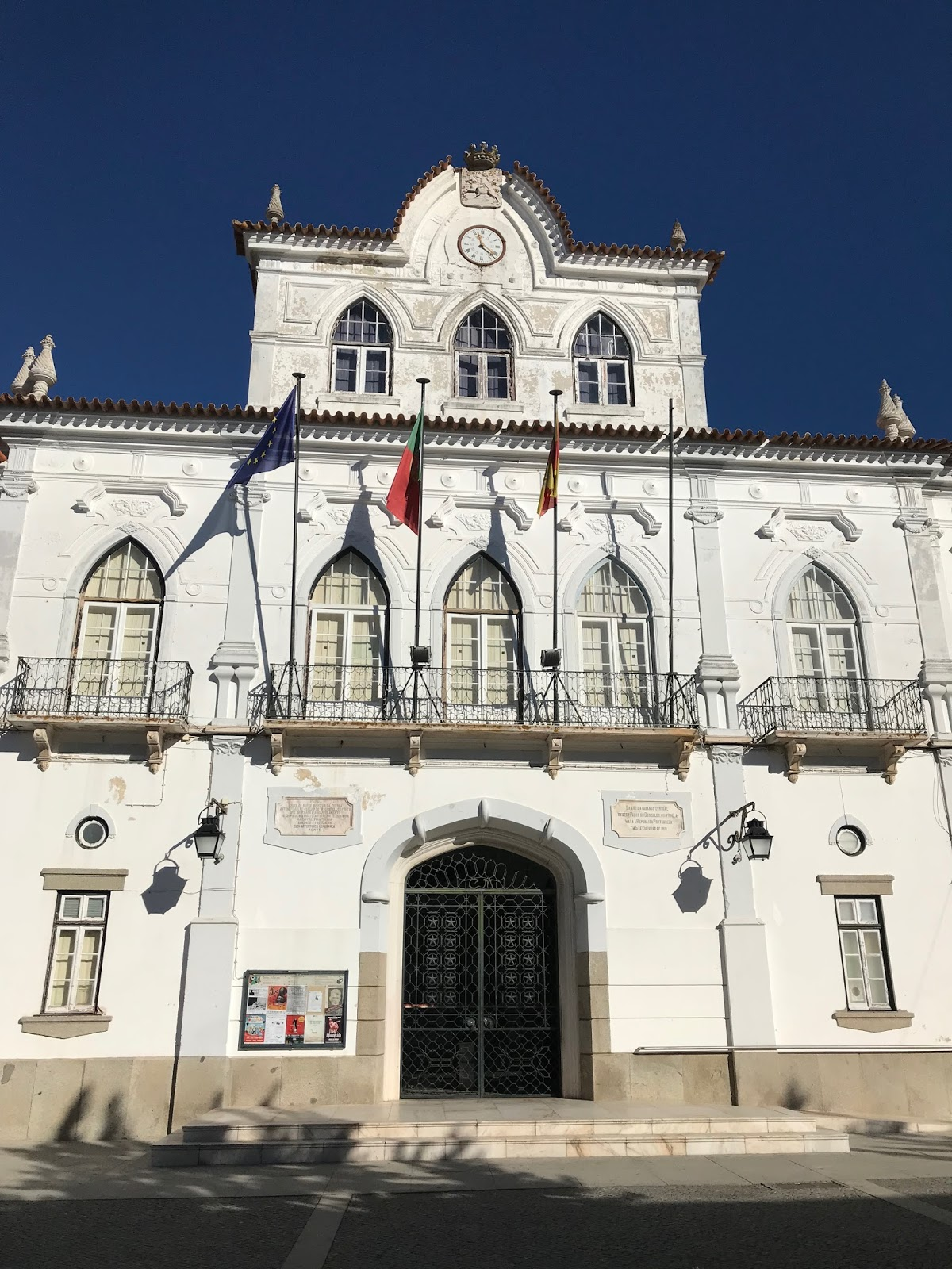 Câmara Municipal de Évora - Banhos Romanos