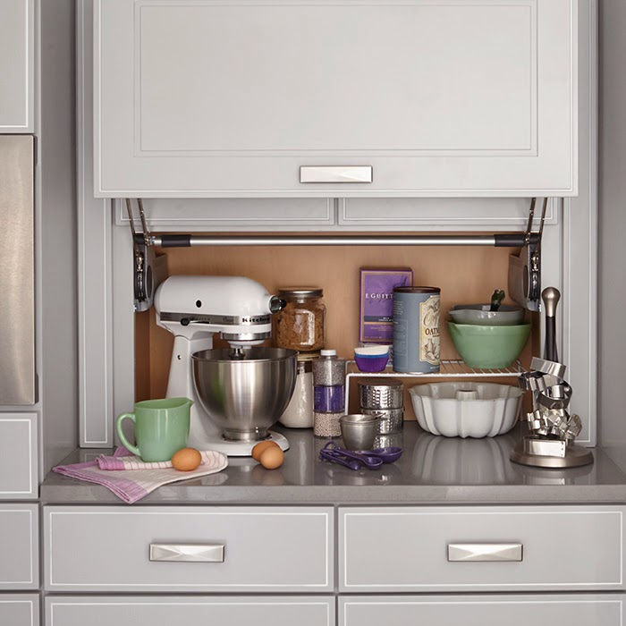 Modern Furniture Clever Tips To Cut Kitchen Clutter 2014