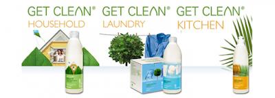 Pakej Lengkap Set Get Clean