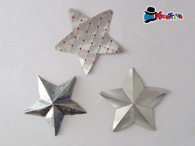 3 modi per creare stelle riciclando lattine