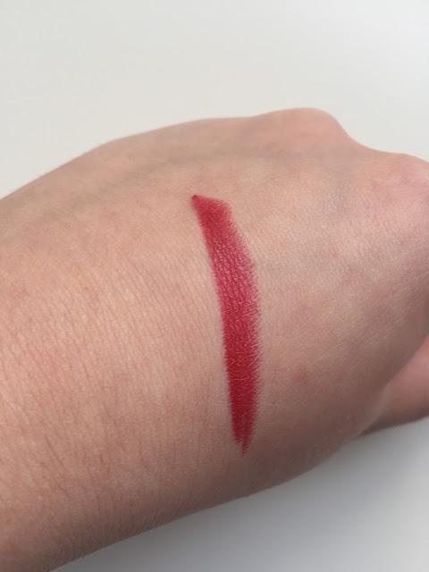 listerine maybelline lipstick