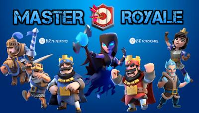 Master Royale APK Atualizado (Servidor Privado online) - BR TUTORIAIS