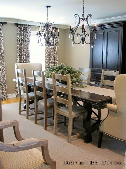House Tour: Dining Room