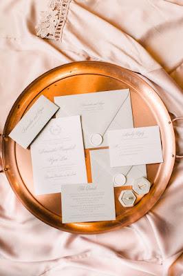 Bridal stationary photo