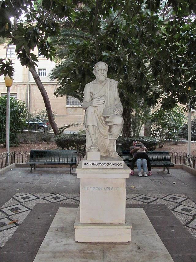 Filosofía Antigua Los Siete Sabios De Grecia