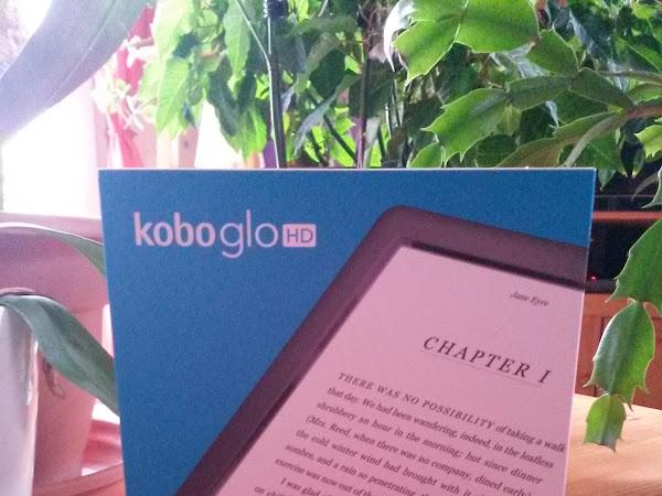[Autour de la lecture] Mon avis sur la Kobo glo HD