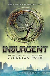 """Divulgada capa de """"Insurgent"""" da autora Veronica Roth 10"""