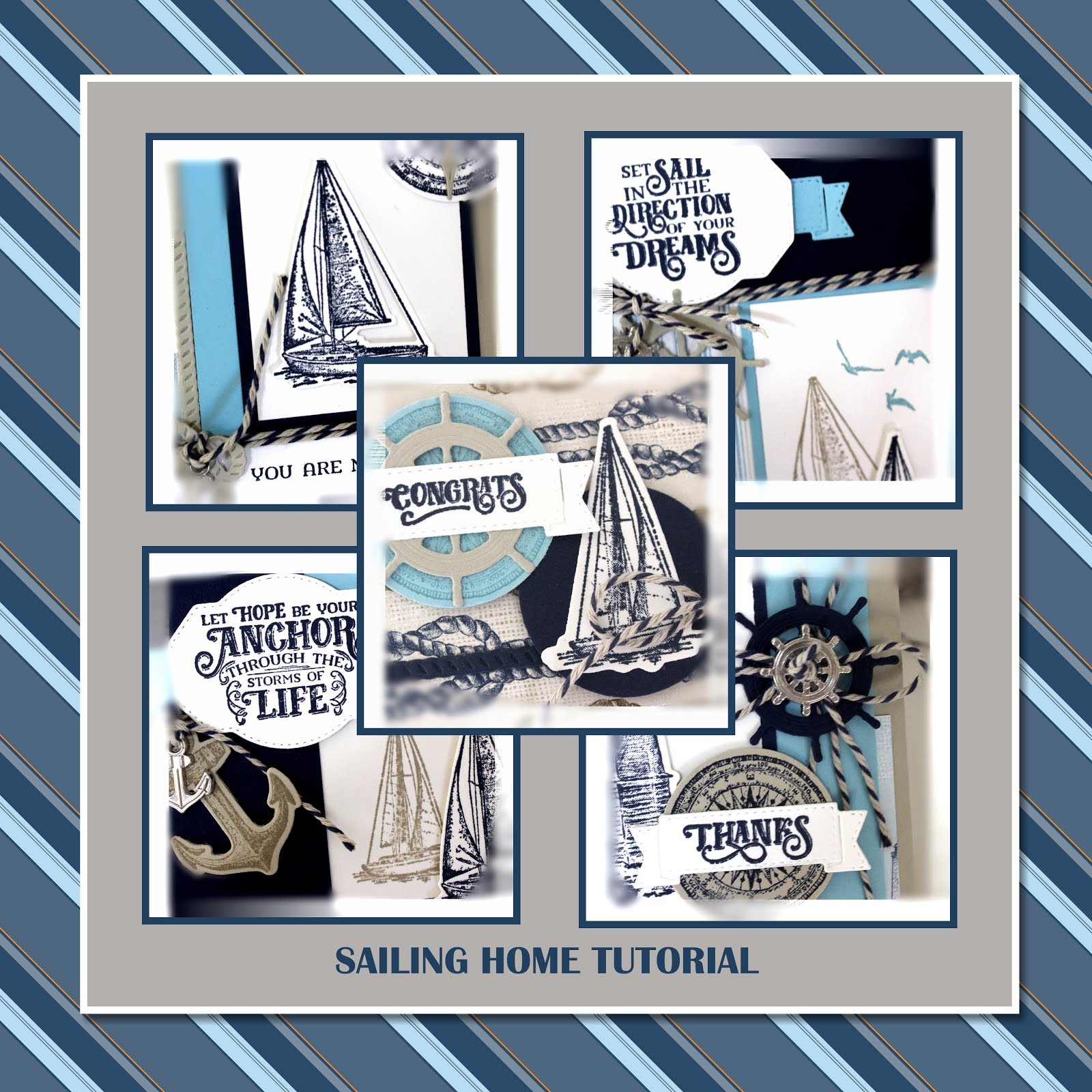 June 2019 Sailing Home Tutorial