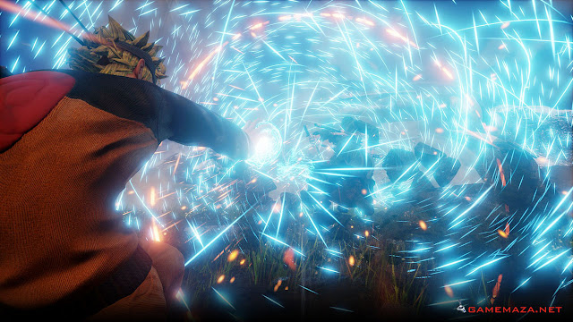 JUMP FORCE Gamaplay Screenshot 1