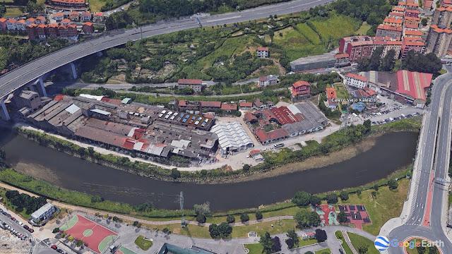 Imagen de la zona de El Calero donde se proyectan 550 pisos