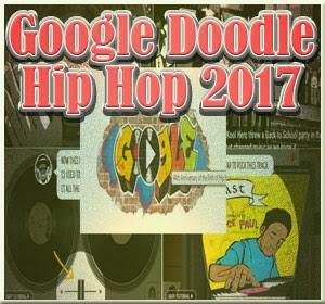 Google Doodle Hip Hop 2017 Ajak Pengguna Jadi DJ, Begini Cara Memainkannya