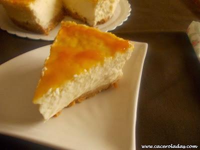 Tarta de queso Lola