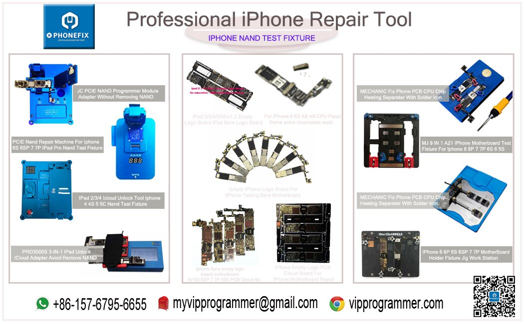 Repair Tools Icloud Unlock Instrument June 2018 – Fondos de Pantalla