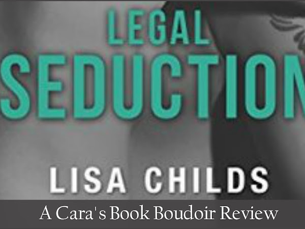 Legal Seduction by Lisa Childs Review