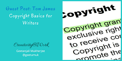 Guest Post: Copyright Basics for Writers