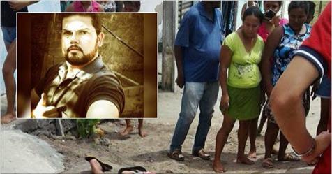 Professor e candidato a vereador é morto a tiros no interior de Alagoas