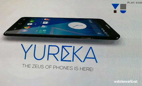 PHONEocean: micromax YUREKA - PLAY GOD