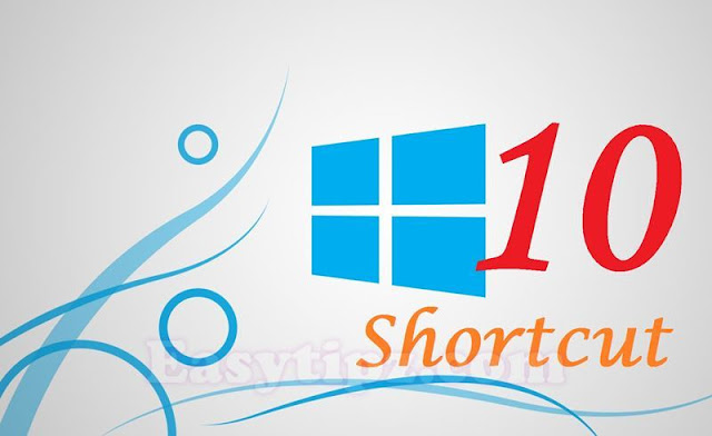 [Windows Tips] Top 10 important Windows shortcuts