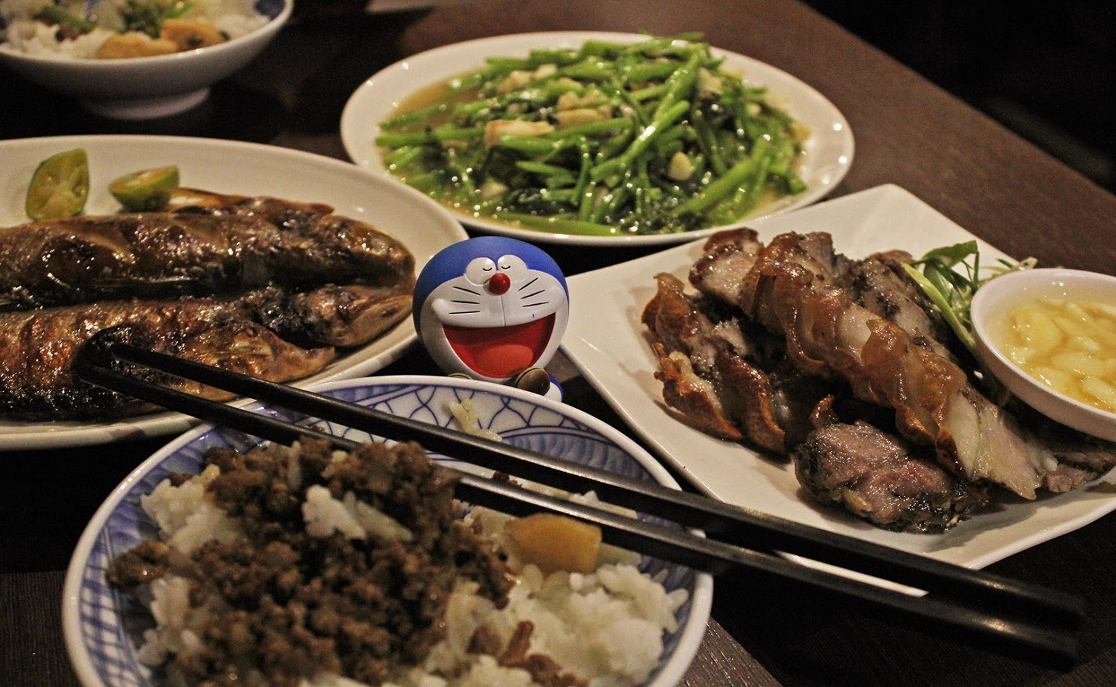 Taipei James Kitchen 大隱酒食 Themoose Makan Travel 画