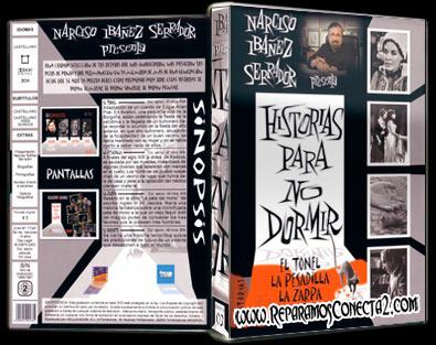 Series Clasicas Historias para no dormir (Serie de TV) [1965] español de España megaupload 2 links