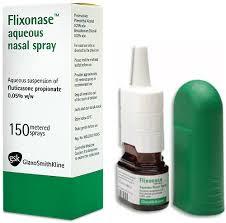 فليكسونيز بخاخ لعلاج إحتقان الانف والحكة