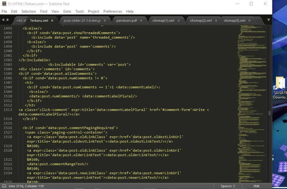 sublime text 3 final version gudang download software gratis