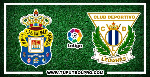Ver Las Palmas vs Leganés EN VIVO Por Internet Hoy 10 de Diciembre 2016