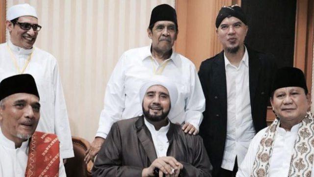 Videonya dengan Prabowo Jadi Polemik, Begini Respons Habib Syech