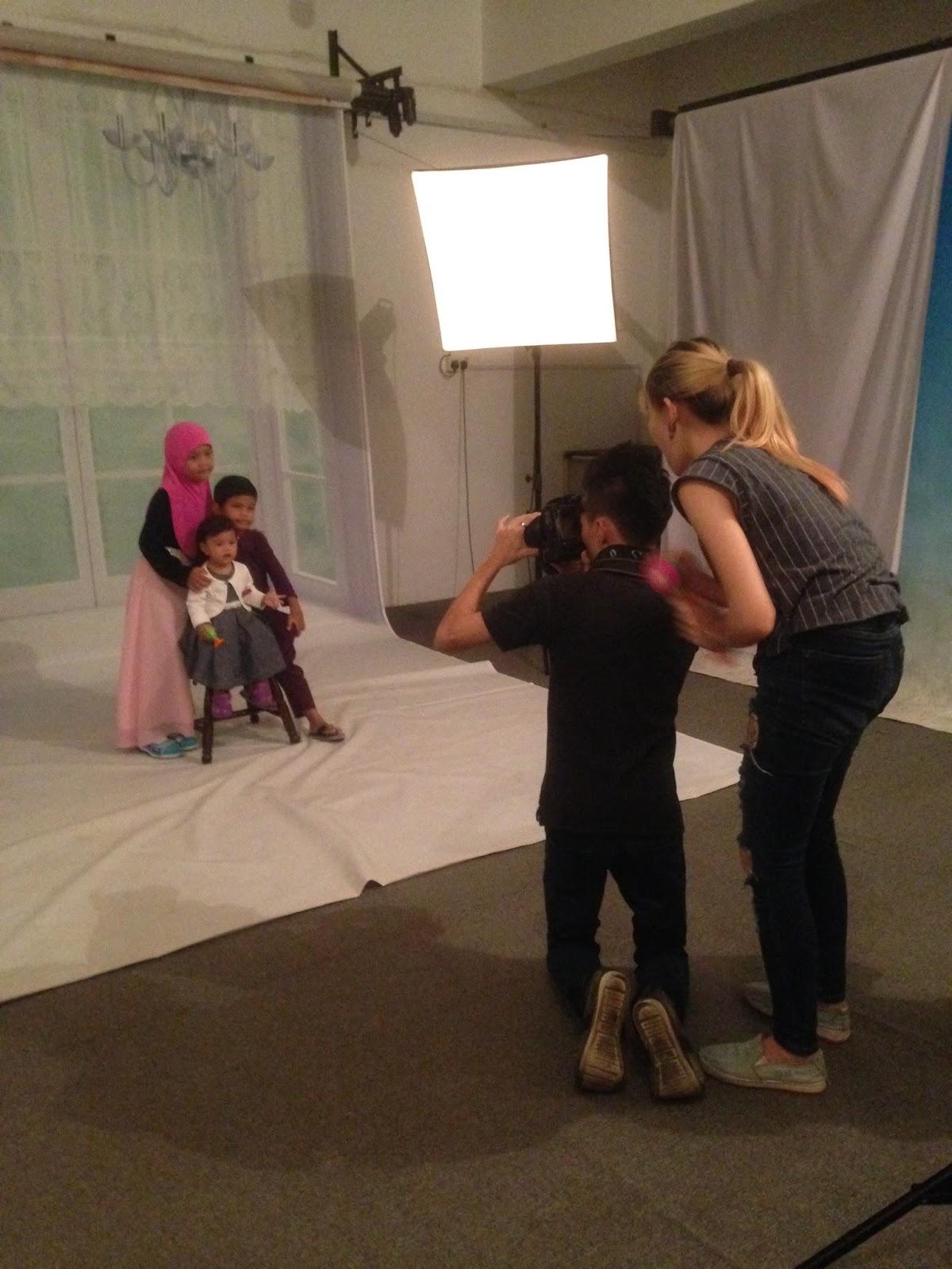 Tips Ambil Gambar Studio Dengan Anak Kecil Bijak Nutrisi Bijak