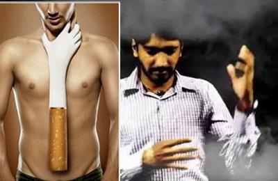 SMOKING is INJURIOUS to HEALTH (LOVE)