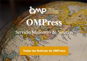 OMPres - Servicio Misionero de Noticias