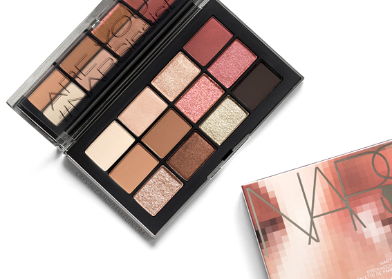 Nars NARSissist Wanted Eyeshadow Palette Spring 2018 Collection