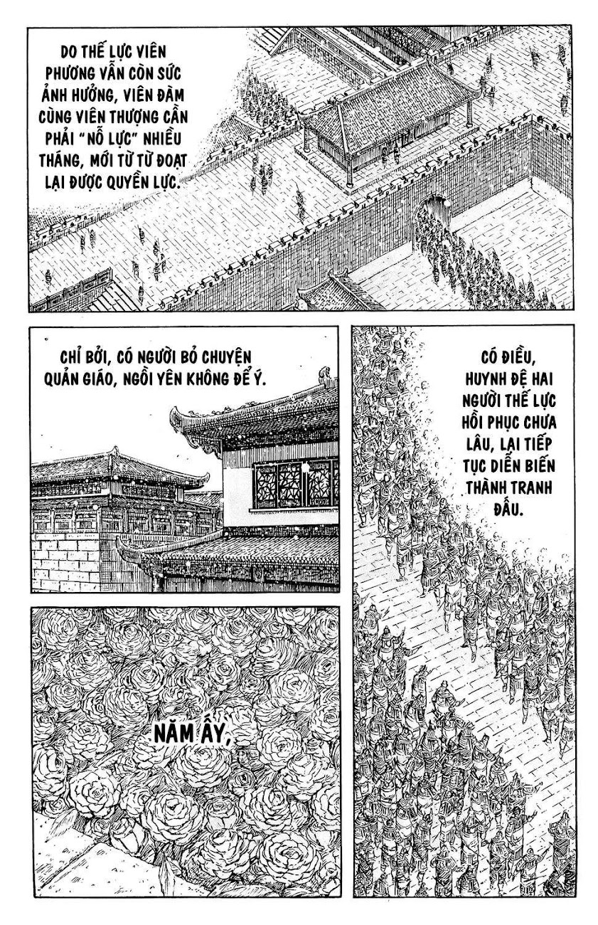 Hỏa phụng liêu nguyên Chương 356: Nhất khâu chi hạc [Remake] trang 18