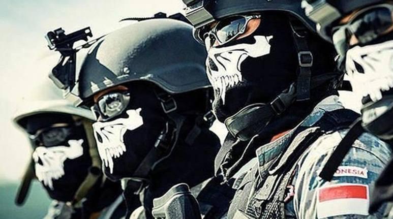 DENHARIN – Pasukan Khusus Rahasia Yang Dimiliki Indonesia
