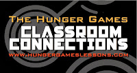 "Classroom Connection: Using ""The Lottery"" short story as an opener to The Hunger Games trilogy from www.hungergameslessons.com"
