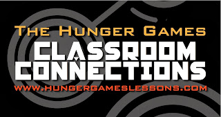 Classroom Connections: Exploring foreshadowing while re-reading Catching Fire on www.hungergameslessons.com