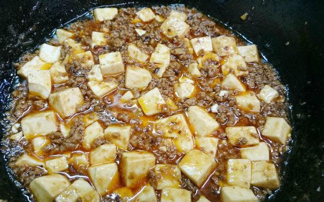 本格麻婆豆腐の作り方6
