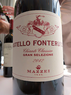 Mazzei Castello di Fonterutoli Chianti Classico Gran Selezione 2012 - DOCG, Tuscany, Italy (92 pts)