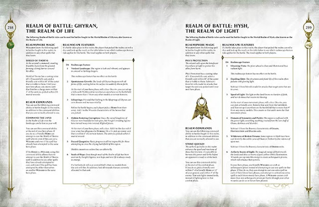 Realms of Battle Age of Sigmar