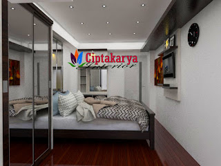 design-interior-studio-apartemen-kalibata-city