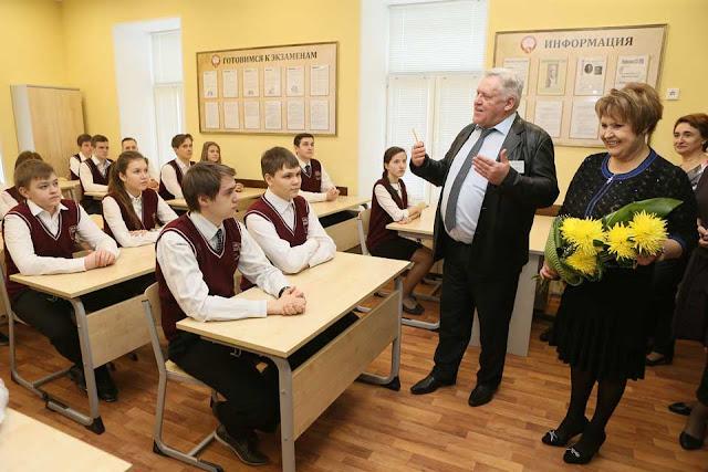 Физматлицей возвращается в обновлённое здание XIX века Сергиев Посад
