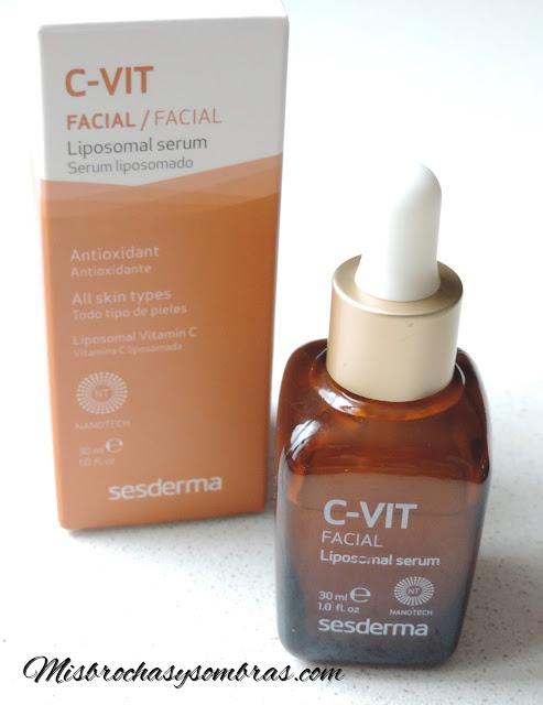 C-Vit-Liposomal-Serum-Sesderma
