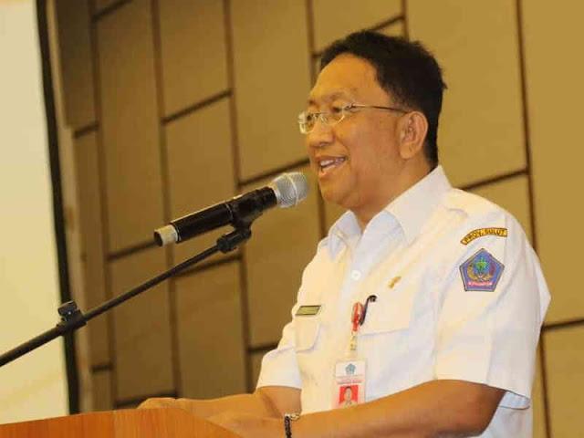 Edwin Silangen Ungkap Pemprov Sulut Dukung Pengelolaan Bencana Terpadu