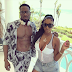 (Photos) Dbanj Spotted With Video Vixen And T.I 's Rumoured Side Chick Bernice Burgos