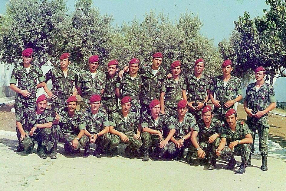 ae47a37d5a550 Companhia 122 de 1978 - Regimento de Comandos da Amadora