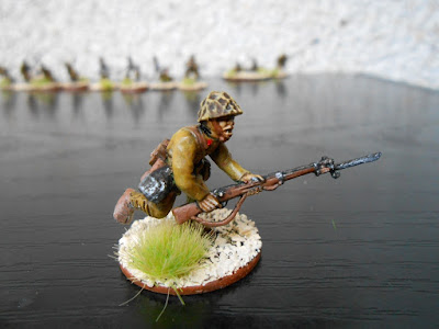 bolt action soldado japonés IJA 2