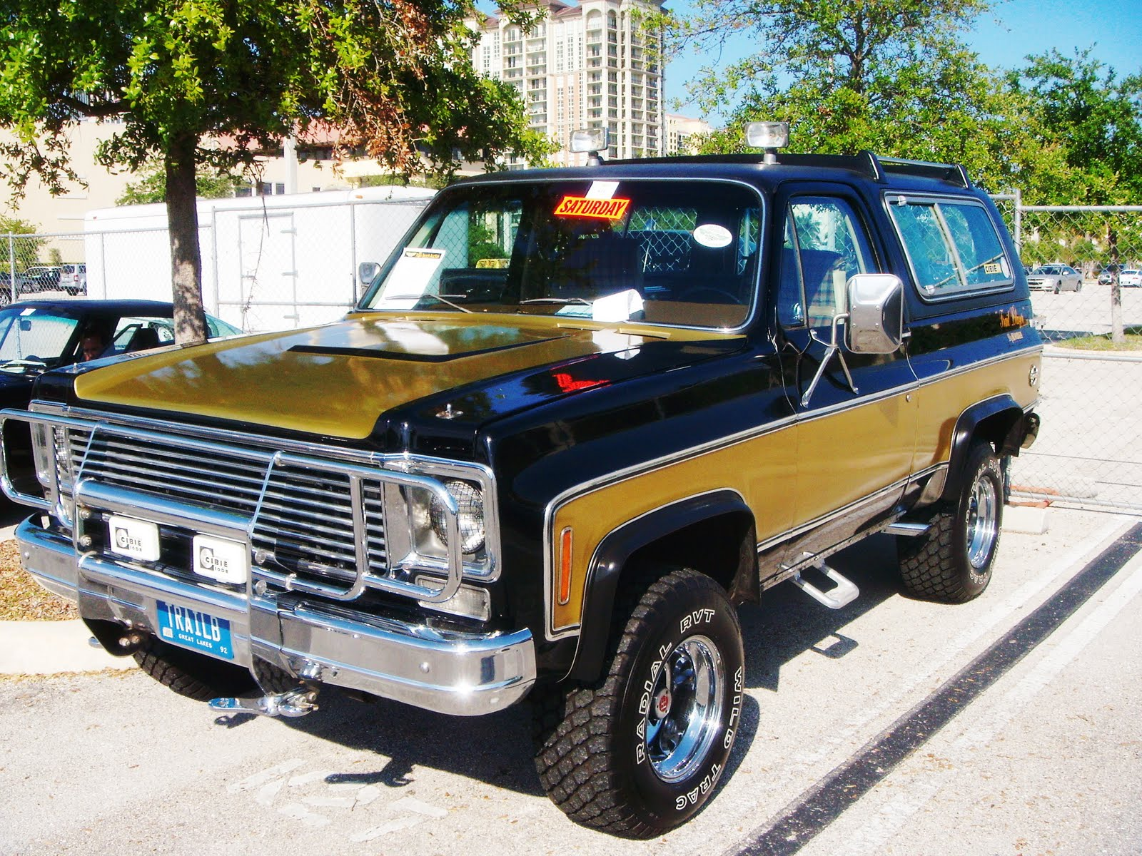 hight resolution of on the auction block 1978 chevrolet blazer vic hickey edition