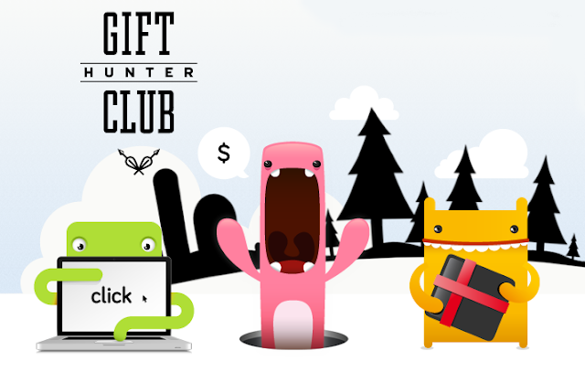 Gift Hunter Club manga